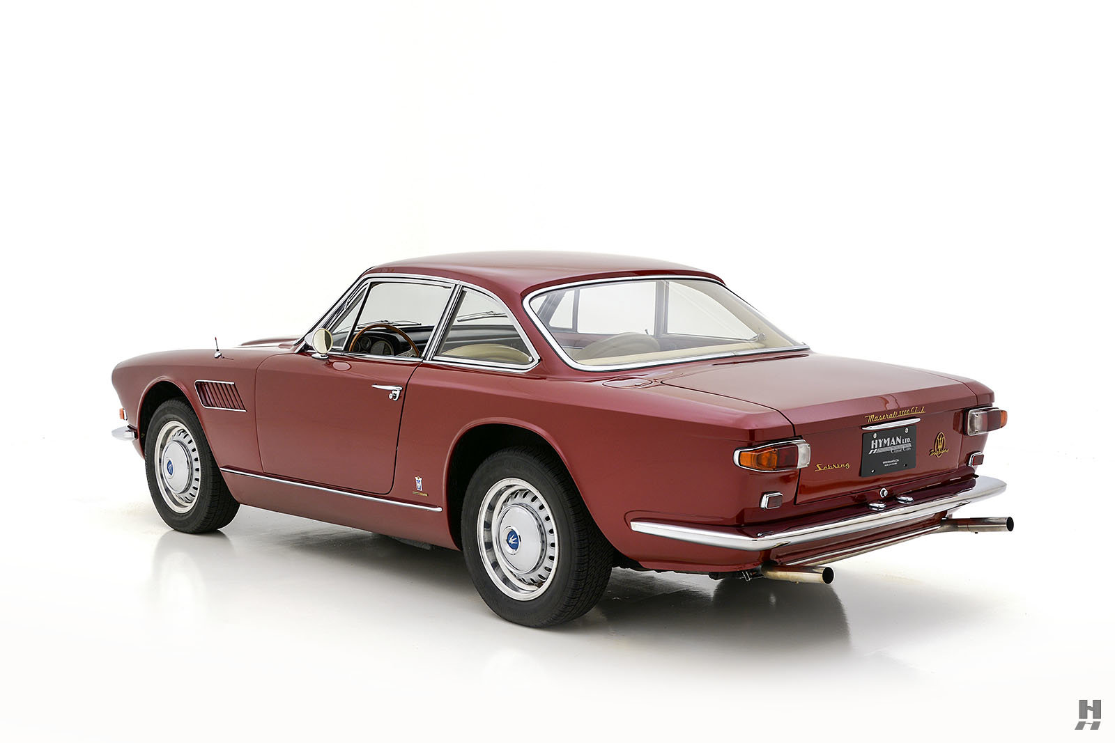 1965 MASERATI SEBRING COUPE For Sale (picture 6 of 6)