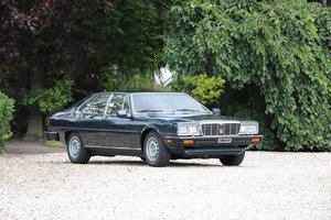 1983 Maserati Quattroporte III 4900 Automatic For Sale
