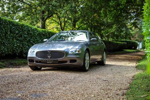 2005 EXTREMELY WELL PRESENTED - BEAUTIFUL LOW MILEAGE MASERATI