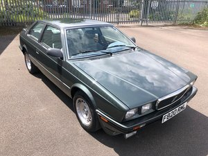 1989 Maserati 222 Biturbo 2.0 LHD For Sale