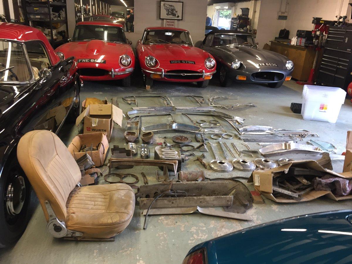 1965 Maserati Quattroporte Series 1 For Sale (picture 2 of 6)