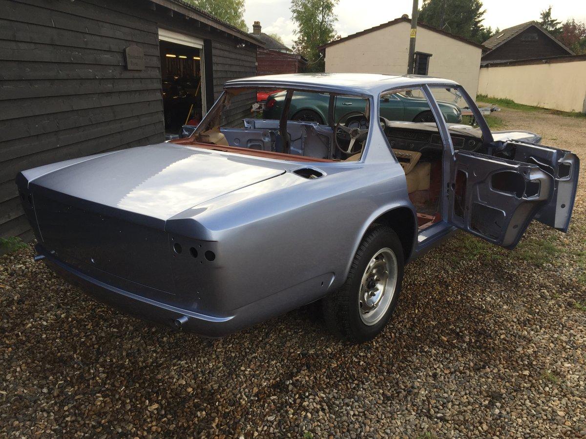 1965 Maserati Quattroporte Series 1 For Sale (picture 4 of 6)