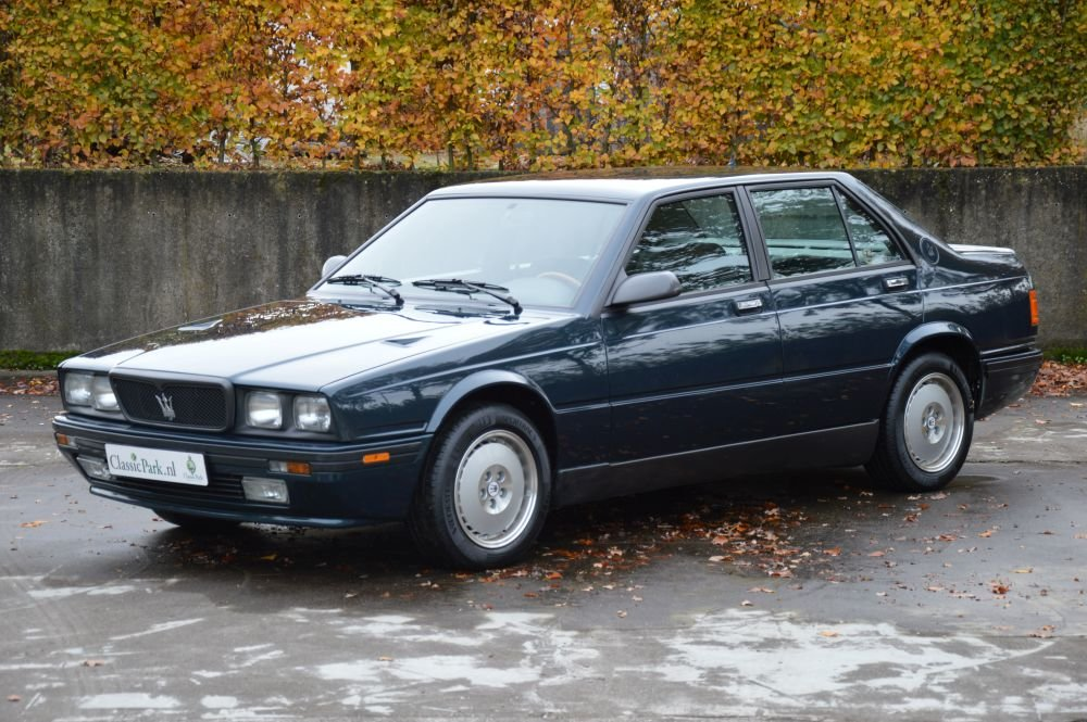 (1080) Maserati 4.18v Biturbo - 1991 For Sale (picture 1 of 6)
