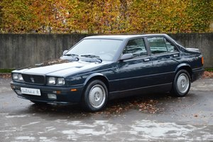 (1080) Maserati 4.18v Biturbo - 1991 For Sale