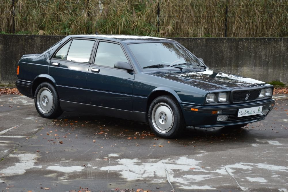 (1080) Maserati 4.18v Biturbo - 1991 For Sale (picture 3 of 6)