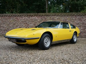 Maserati Indy 4700 European car, matching numbers