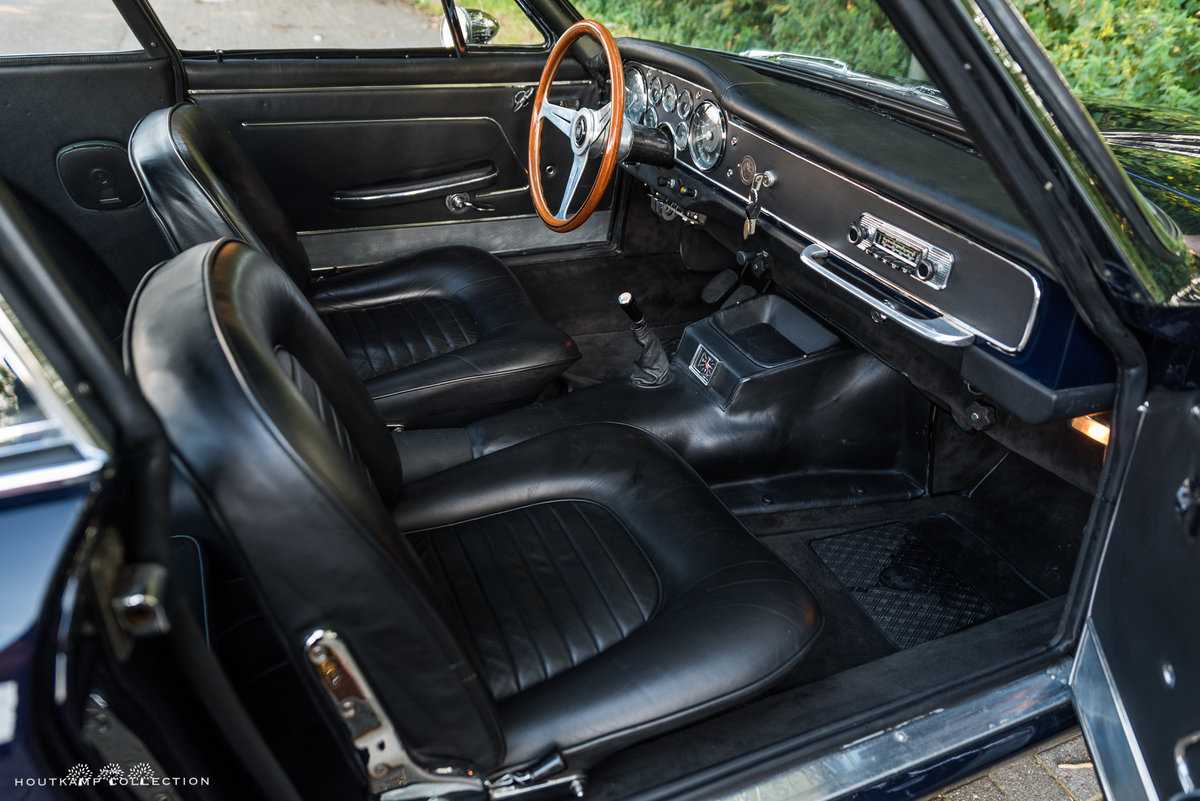 1963 MASERATI 3500 GTI SERIES I, 1 of 348 examples built For Sale (picture 5 of 6)