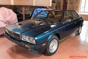 1984 MASERATI BITURBO S For Sale