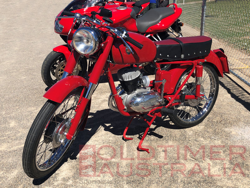 1956 Maserati 125 T2 Motorcycle For Sale (picture 1 of 4)