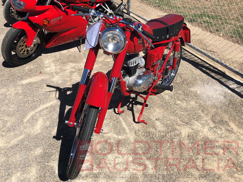 1956 Maserati 125 T2 Motorcycle For Sale (picture 2 of 4)