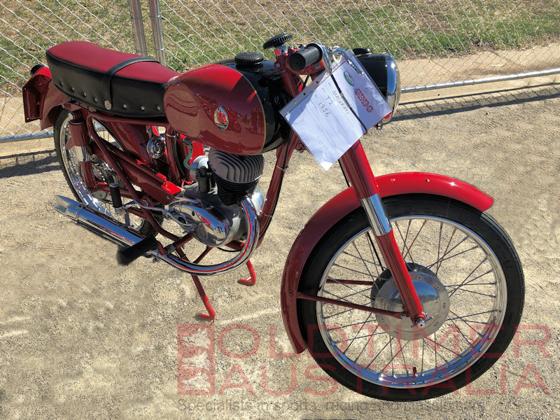 1956 Maserati 125 T2 Motorcycle For Sale (picture 3 of 4)