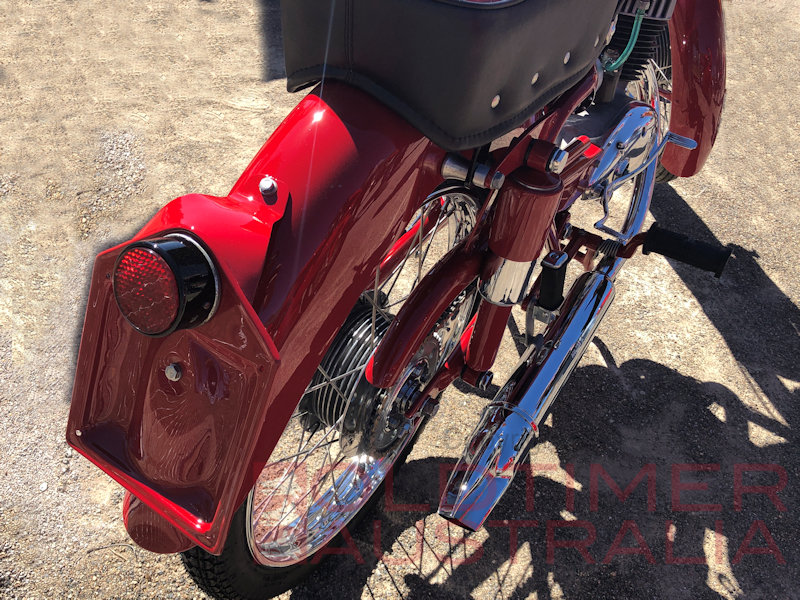 1956 Maserati 125 T2 Motorcycle For Sale (picture 4 of 4)