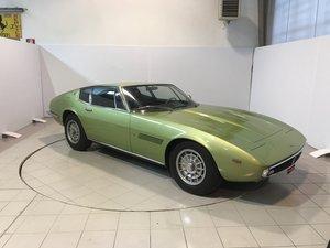 1968 Maserati Ghibli Series I For Sale