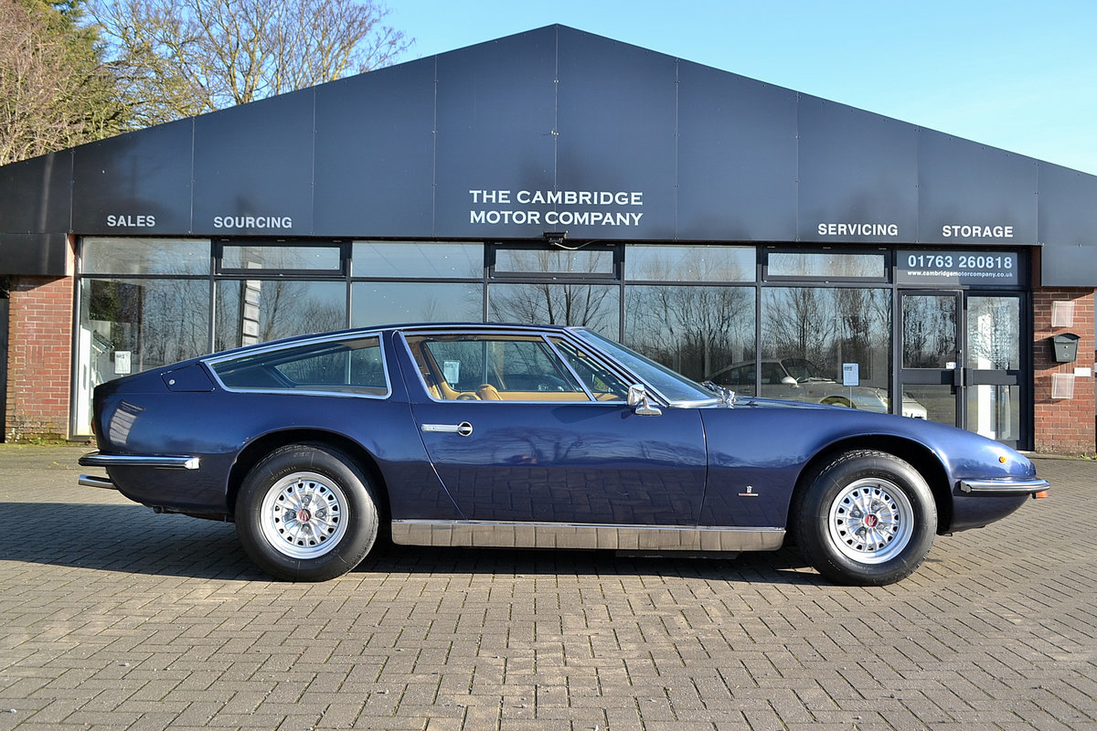 1971 maserati indy 4.7   low miles For Sale (picture 1 of 6)