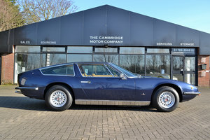 1971 maserati indy 4.7   low miles For Sale