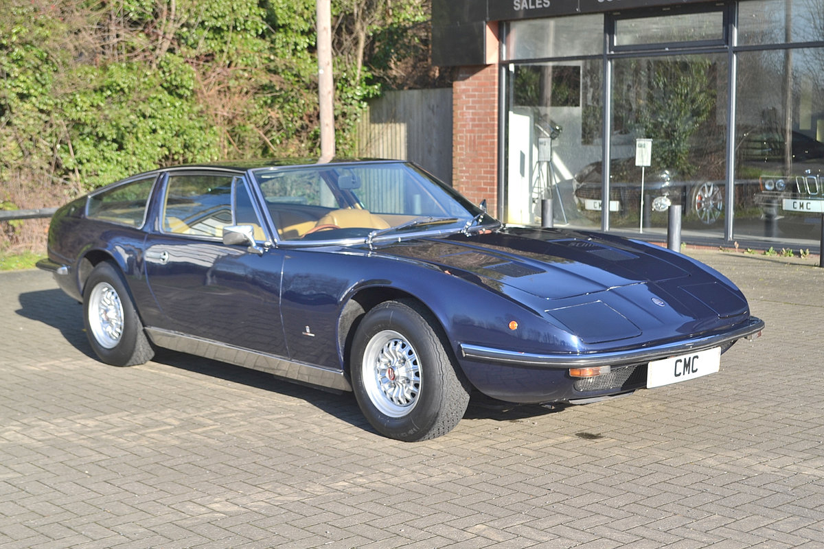 1971 maserati indy 4.7   low miles For Sale (picture 2 of 6)