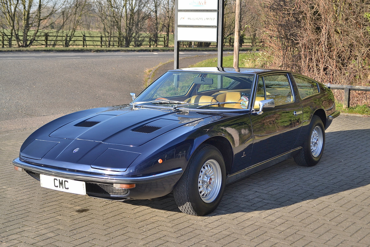 1971 maserati indy 4.7   low miles For Sale (picture 3 of 6)
