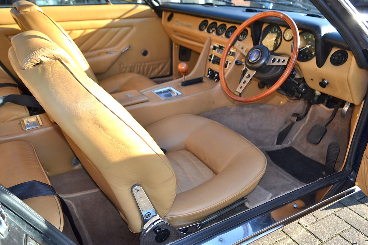 1971 maserati indy 4.7   low miles For Sale (picture 4 of 6)