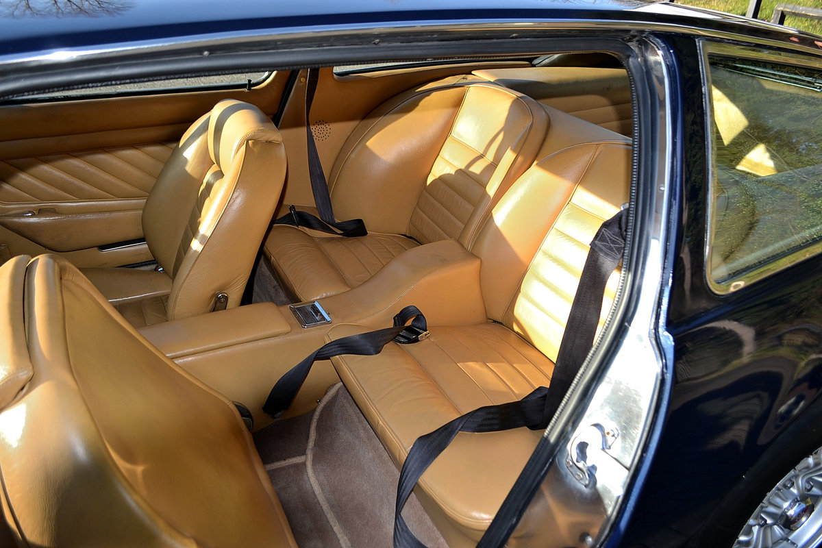 1971 maserati indy 4.7   low miles For Sale (picture 5 of 6)