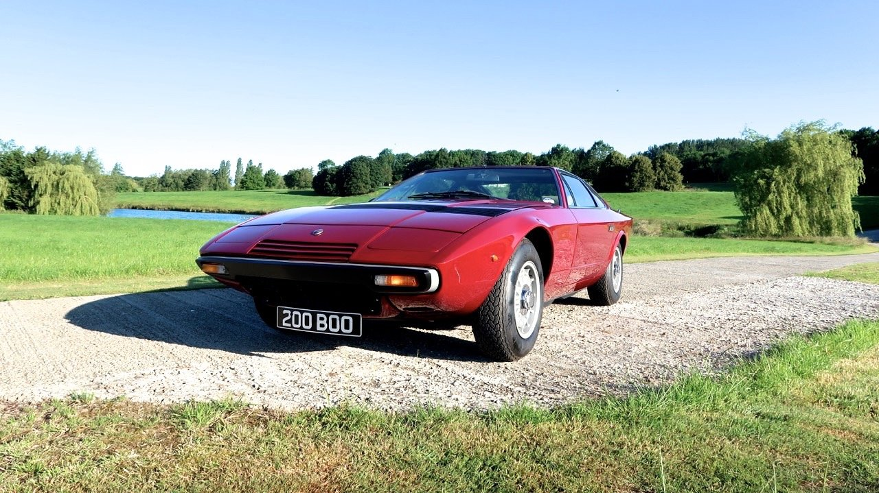 1977 Maserati Khamsin RHD Exceptional. For Sale (picture 2 of 6)