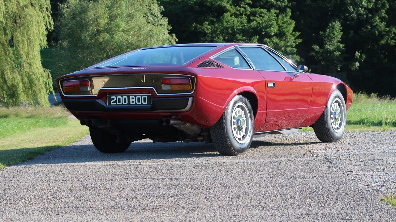 1977 Maserati Khamsin RHD Exceptional. For Sale (picture 4 of 6)