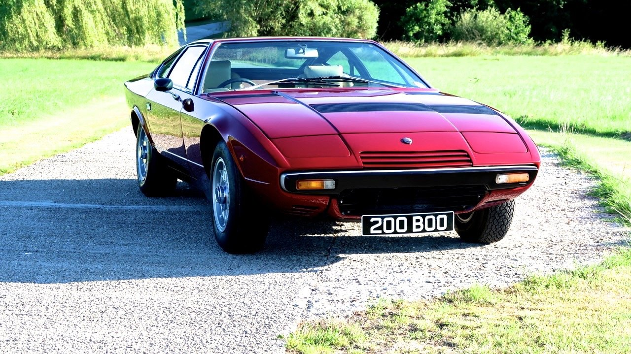 1977 Maserati Khamsin RHD Exceptional. For Sale (picture 6 of 6)