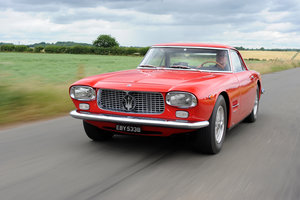 1964 A very special Maserati