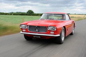 A very special Maserati