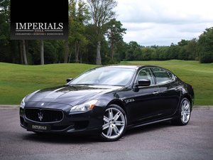 2013 Maserati  QUATTROPORTE  V6 S SALOON AUTO  29,948 For Sale