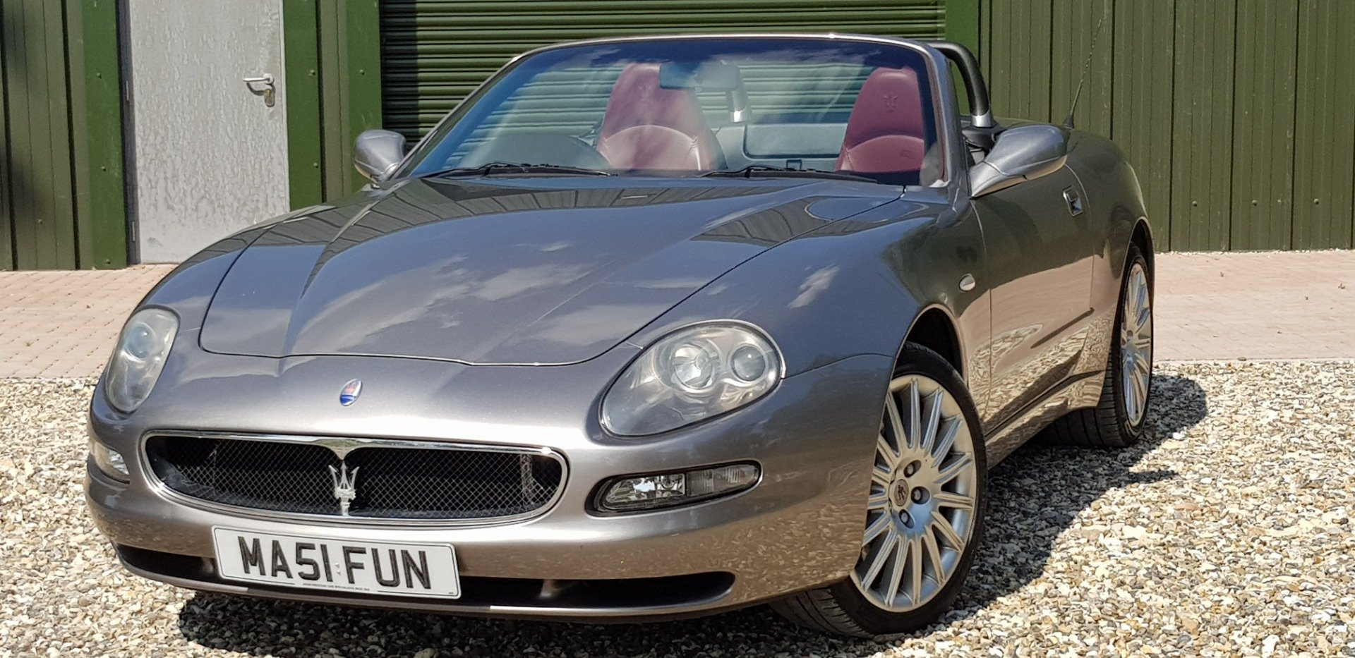 2002 very  low  miles  fsh  simply  stunning  and  sought after   For Sale (picture 2 of 6)