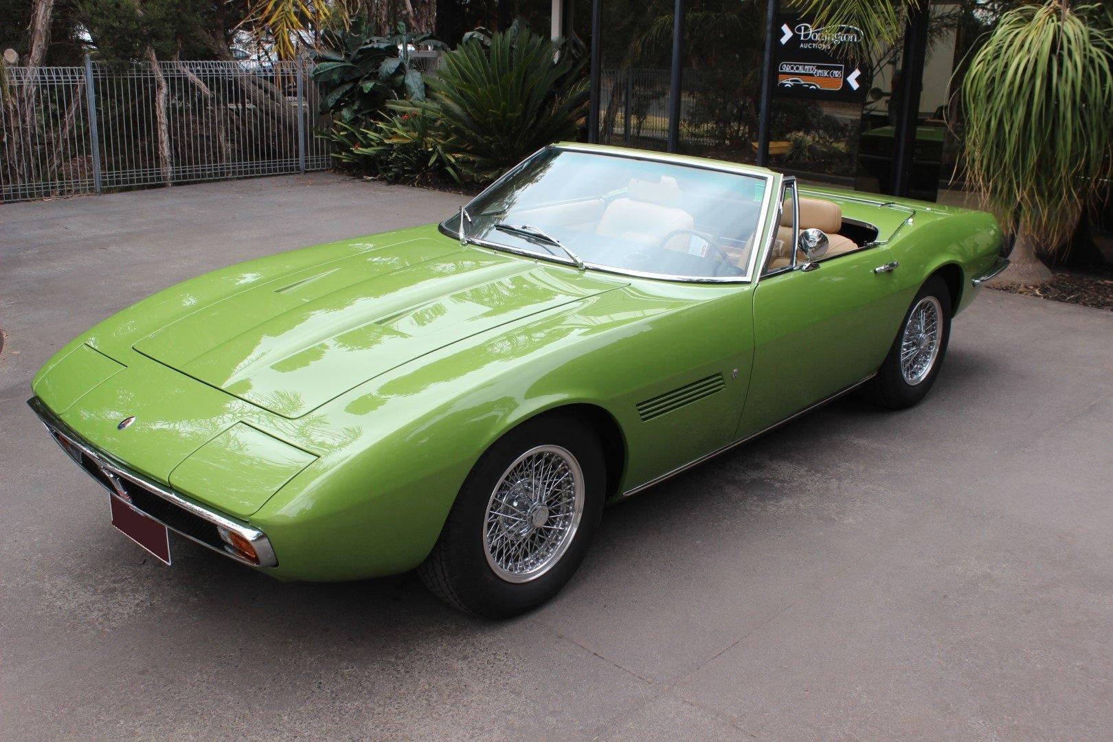 Maserati Ghibli 1969 For Sale (picture 3 of 6)