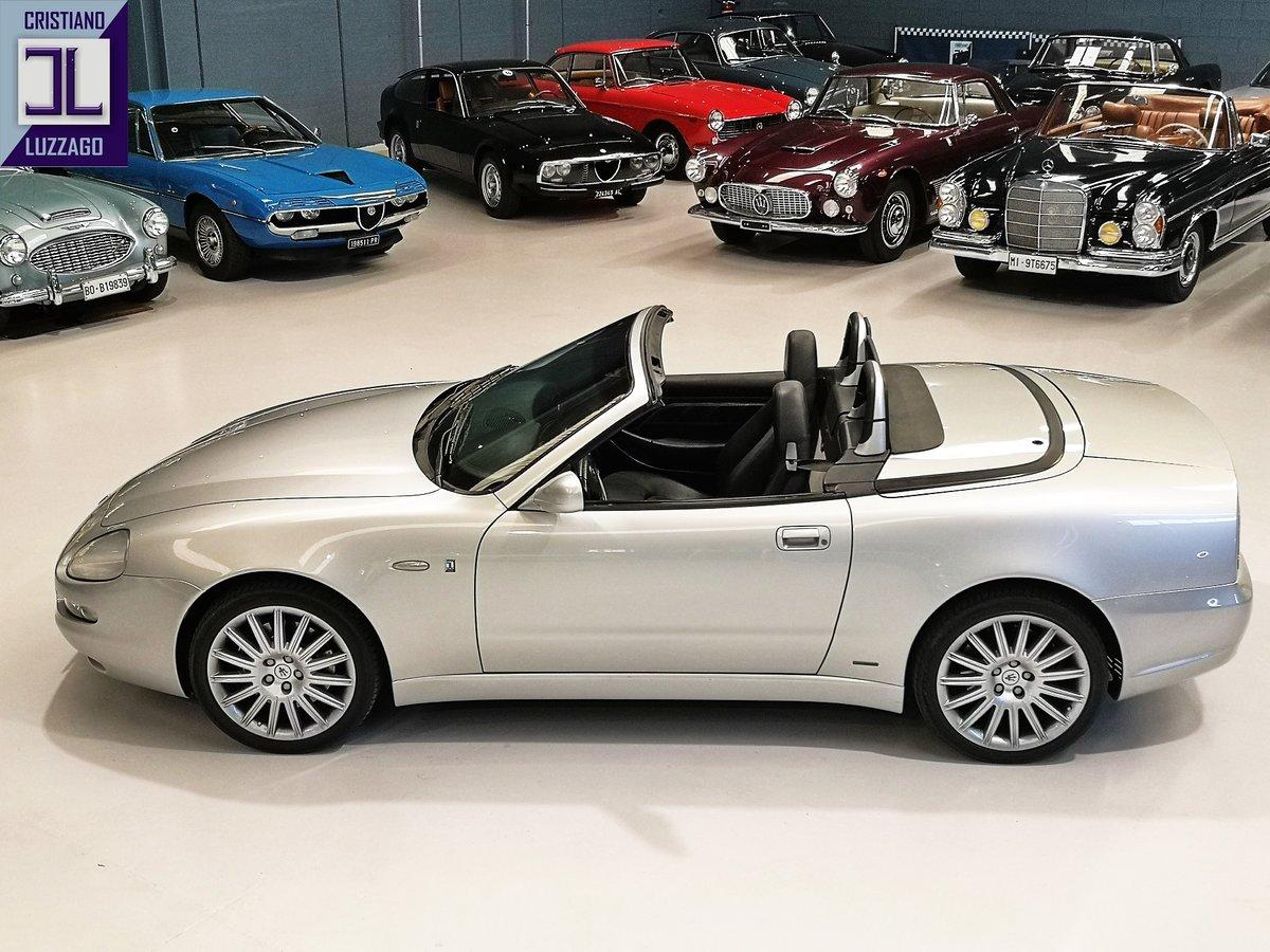2001 MASERATI 4200 SPIDER GT F1 CAMBIOCORSA euro 39.800 For Sale (picture 6 of 6)