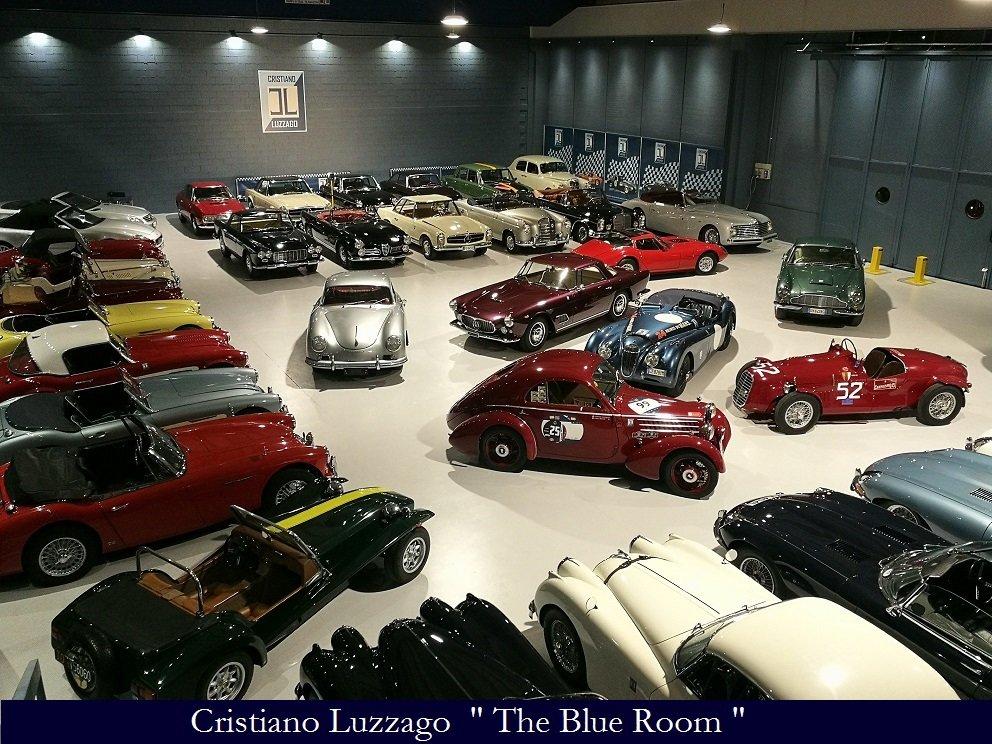 EARLY 1959 MASERATI 3500 GT TOURING SUPERLEGGERA For Sale | Car And Classic