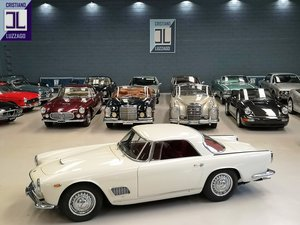 1961 MASERATI 3500 GT TOURING SUPERLEGGERA CARBURETTERS