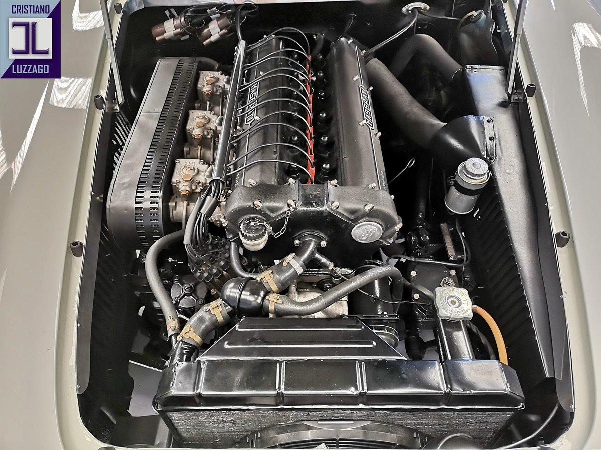 1961 MASERATI 3500 GT TOURING SUPERLEGGERA CARB. euro 239.00 For Sale (picture 5 of 6)