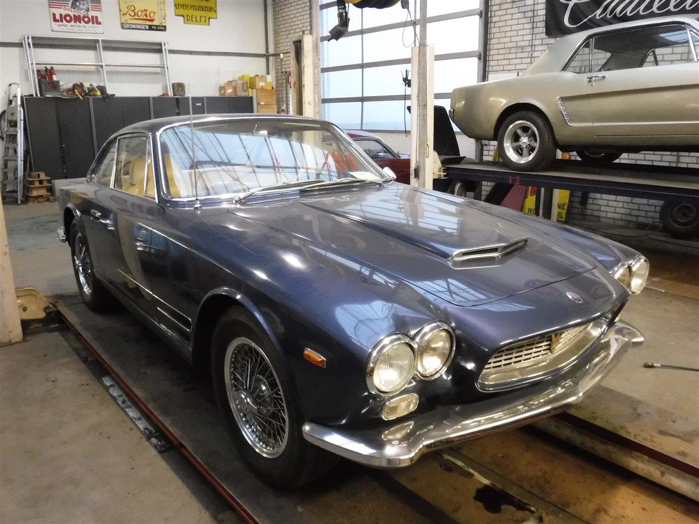 1962 Maserati Sebring '62 For Sale (picture 4 of 6)