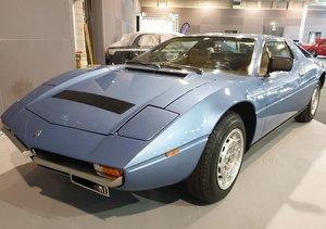 1978 MASERATI MERAK 3.0 SS 56000 KM ONE OWNER For Sale