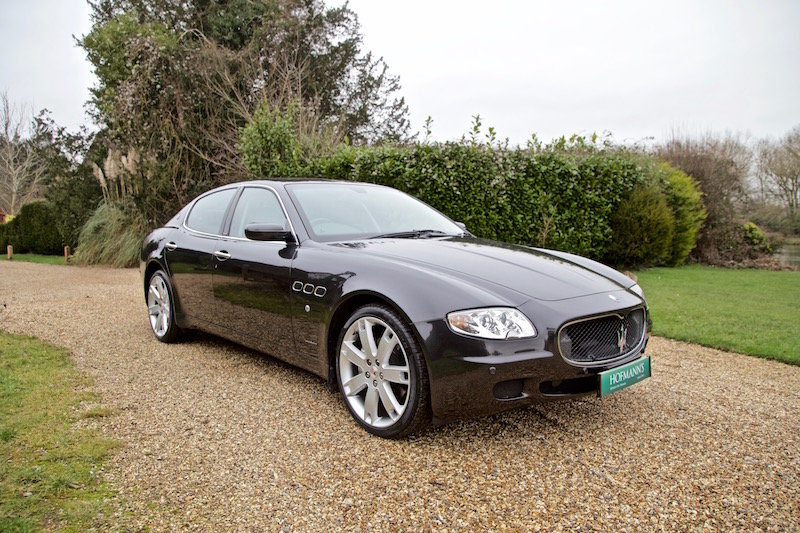 2007 MASERATI QUATTROPORTE SPORT GT  SOLD (picture 1 of 6)