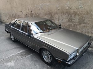 1983 MASERATI QUATTROPORTE 4.9 MANUAL 18000 euro For Sale