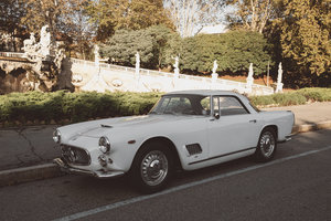 "1960 Maserati 3500 GT Touring ""Superleggera"""