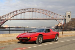 # 23185 1973 Maserati Bora 4.9