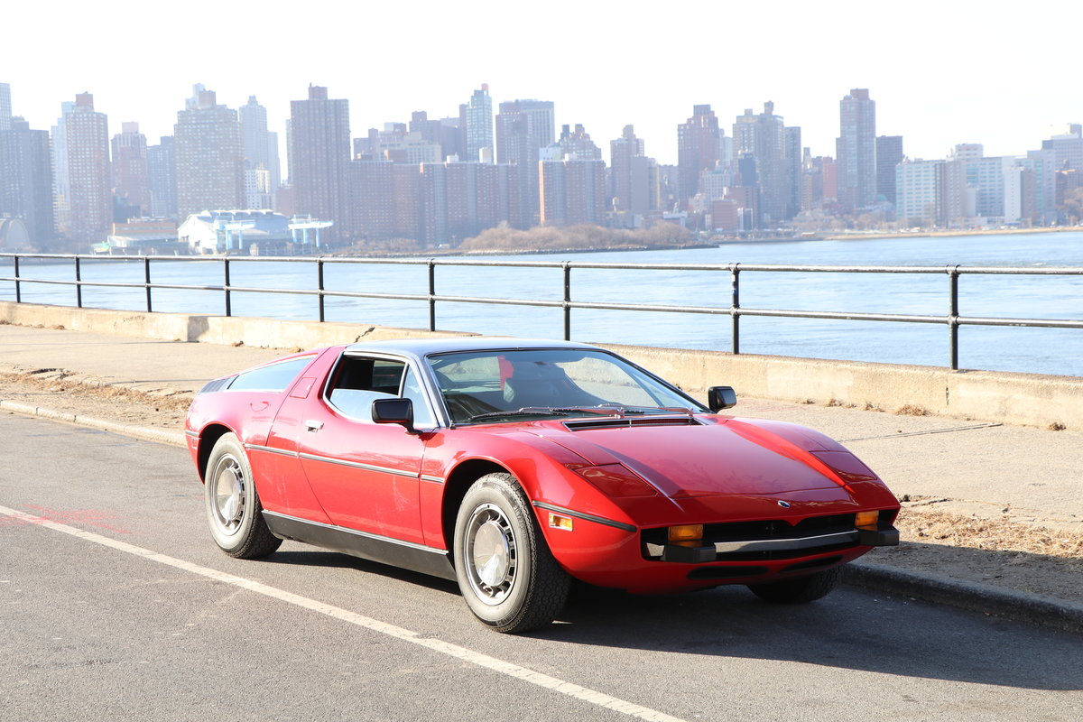 # 23185 1973 Maserati Bora 4.9 For Sale | Car And Classic