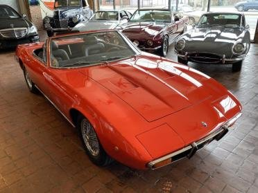 1971 Maserati Ghibli Spyder Convertible Rare 1 of 125 made  For Sale (picture 2 of 6)