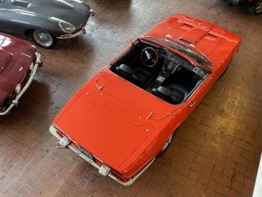 1971 Maserati Ghibli Spyder Convertible Rare 1 of 125 made  For Sale (picture 3 of 6)