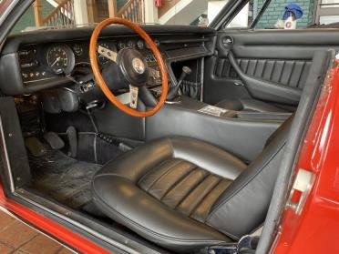 1971 Maserati Ghibli Spyder Convertible Rare 1 of 125 made  For Sale (picture 4 of 6)