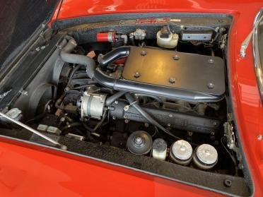 1971 Maserati Ghibli Spyder Convertible Rare 1 of 125 made  For Sale (picture 6 of 6)