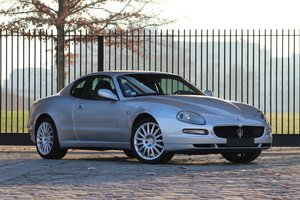 2005 Maserati 4200 GT coupé No reserve