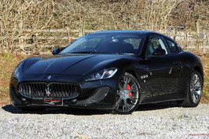 2014 Maserati Granturismo Sport auto