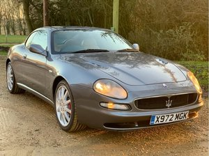 2000 Maserati 3200 GTA - immaculate and low mileage