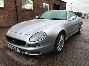 2001 Maserati 3200 GTA For Sale by Auction